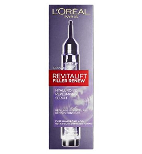 Revitalift Filler Renew Hyaluronic Replumping Serum