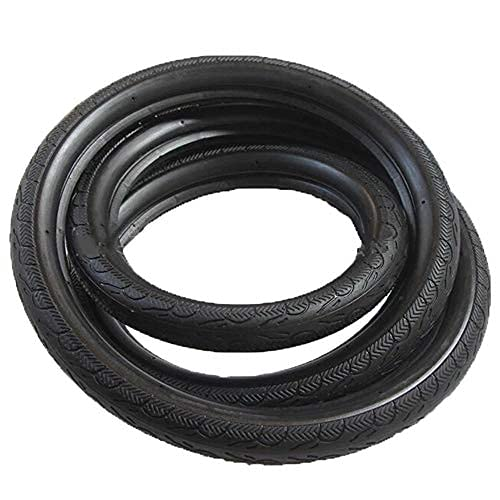 CATAZER Road Bike Tires Fixed Gear Bicycle Solid Tires Cycling Riding Tubeless Tyre Track Bike...