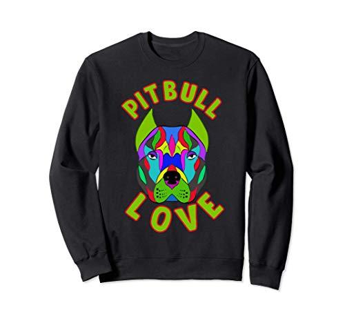 Amante De Los Perros De Mascota American Pitbull Terrier Sudadera