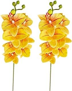 faux orchids stems