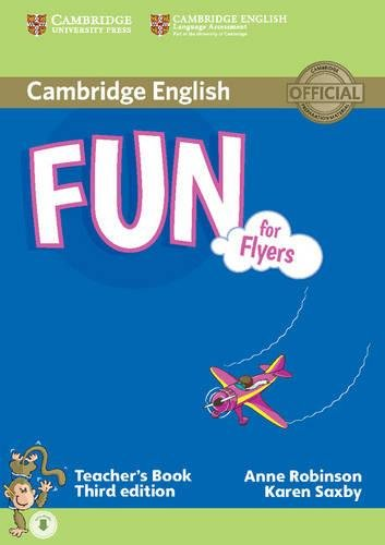 Fun For Flyers. 3rd Edition. Teacher's Book