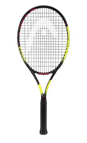 HEAD Attitude Pro Tennis Racquet (Pre-Strung) (4 1/4)