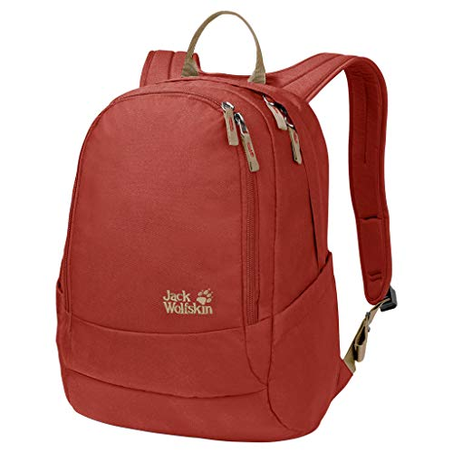 Jack Wolfskin Unisex – Erwachsene Perfect Day Rucksack, Mexican Pepper, One Size