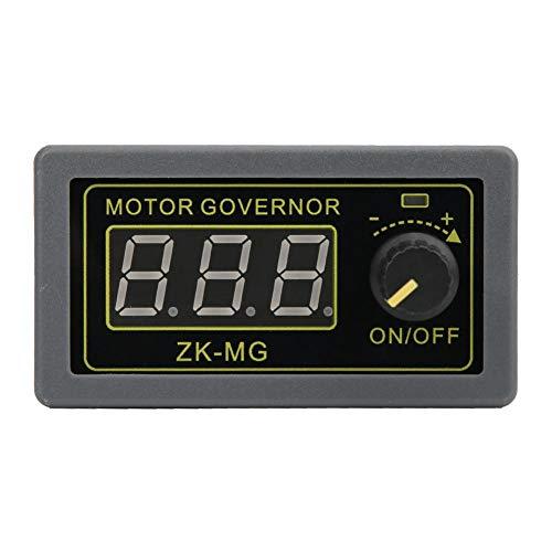 Controlador de motor, controlador de motor de CC Regulador de velocidad del motor PWM Regulador de luz LED Codificador de pantalla digital 5V 12V 24V