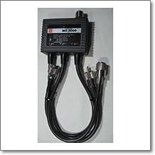 ダイヤモンド MX-3000 HF~144/ 430/1200MHz