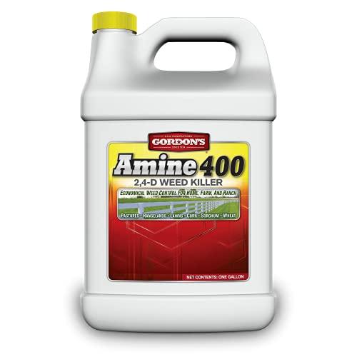 Gordon's Amine 400 2,4-D Weed Killer, 1 Gallon, 8141072