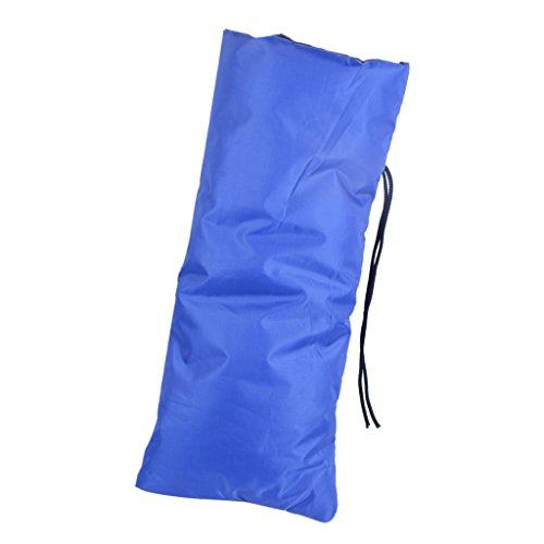 joyMerit Cubierta de Grifo para Exteriores, Calcetines de Grifo para Protección Contra Congelación 50x21cm - Azul