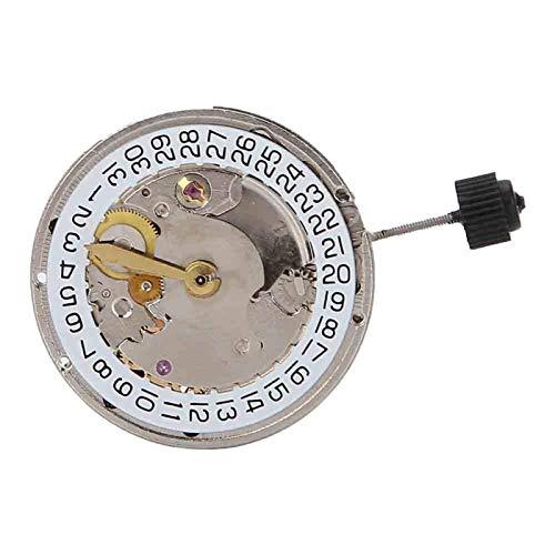 Piezas de reloj esenciales, movimiento de reloj Movimiento automático para relojero Pieza de reloj mecánico Mano de obra exquisita