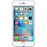 Apple iPhone 6s 16GB 4G Plata - Smartphone (SIM única, iOS, NanoSIM, EDGE, GSM, DC-HSDPA, HSPA+, TD-SCDMA, UMTS, LTE)...