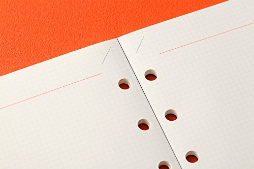 デザインフィル『プロッターリフィルメモパッド2mm方眼バイブルサイズ』