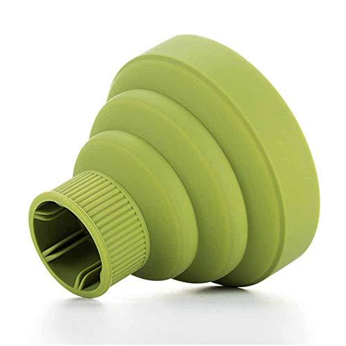 Limeow Universal Haar Diffusor Anpassungsfähig für Schlag Trockner Diffuser Silikon Diffusor für Haartrockner Hilft Dabei die Hitze zu verteilen und Den Wind Gleichmäßig vom Frizz Wegzublasen