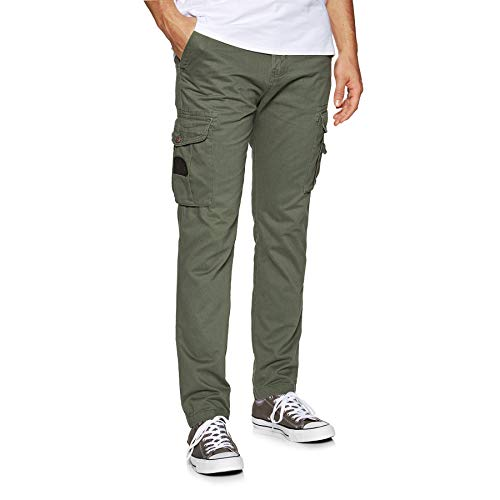 Quiksilver Crucial Battle Cargo Pants 33 inch Thyme