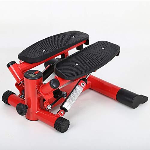 Paso máquina de ejercicio escalador ejercicio máquina de ejercicio pedales paso portátil Pedal Silencio paso a paso Mini Gimnasio Máquinas de ejercicios escalera paso a paso Equipo de ejercicio Oficin