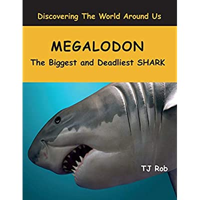 megalodon book, End of 'Related searches' list