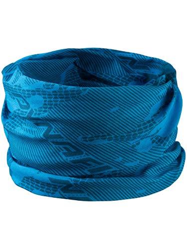 Dynafit Logo PRL Neck Gaiter Bandana Taille Unique Methyl Blue