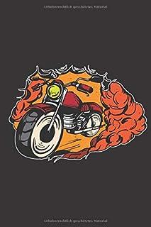 Motorrad: Motorrad I Kolben I Kalender I Motorrad I Notizbuch I Dotgrid I A7