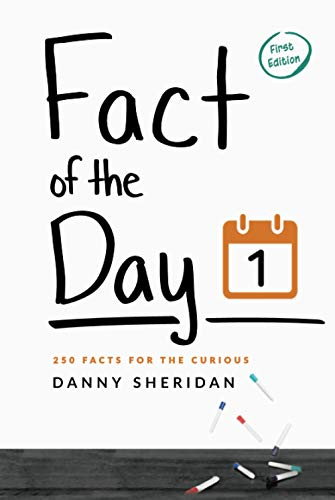 Fact of the Day 1: 250 Facts for the curious