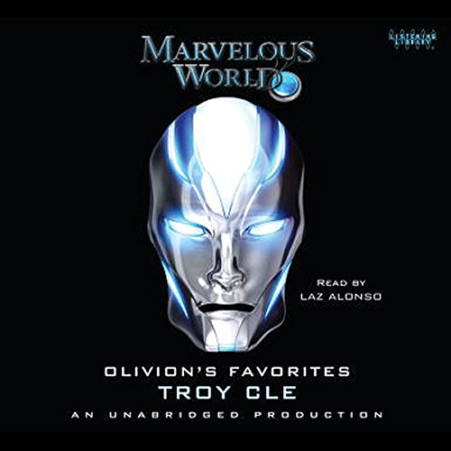 Olivion's Favorites audiobook cover art