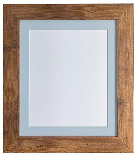 "FRAMES BY POST Bilderrahmen ""London"", Holz, Vintage Wood, 50 x 40 Image Size 40 x 30 cm"
