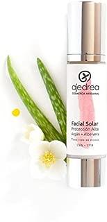 Crema Solar Facial Ecologica 50 ml