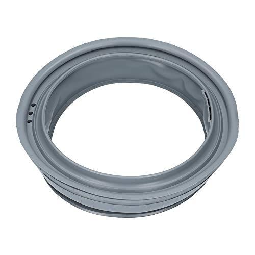 Türmanschette Türdichtung Gummi Dichtung Türgummi Waschmaschine Frontlader für Bosch Siemens 00354135 Quelle 02183903