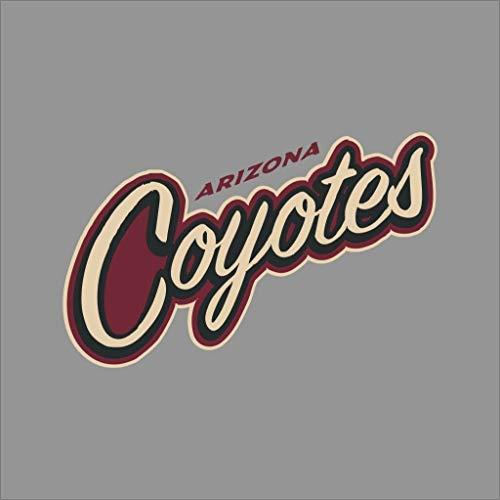 wandaufkleber 3d Wandtattoo Arizona Coyotes # 4 Team Logo Vinyl Aufkleber Aufkleber Autofenster Wand