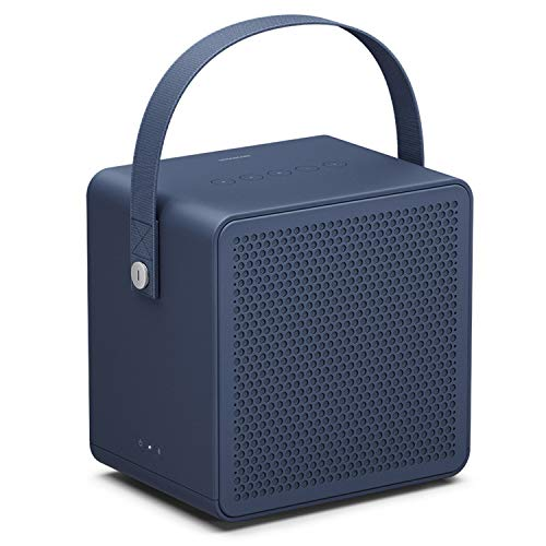 Urbanears Ralis Portable Bluetooth Speaker, Slate Blue - New