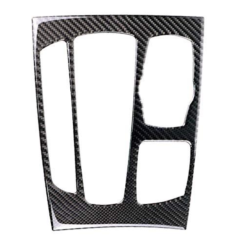 prasku Se Adapta a La Caja de Cambios Interior Negra de Fibra de Carbono X5 / X6 / F15 / F16 14-17
