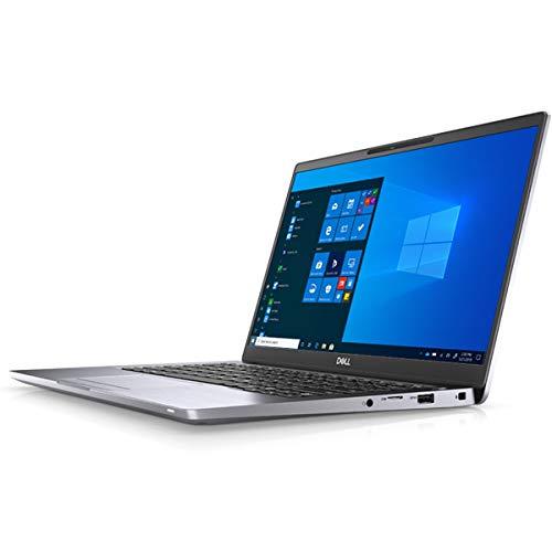 Dell Latitude 14 7400, Silver, Intel Core i7-8665U, 8GB RAM, 512GB SSD, 14' 1920x1080 FHD, Dell 3 YR WTY + EuroPC Warranty Assist, (Renewed)