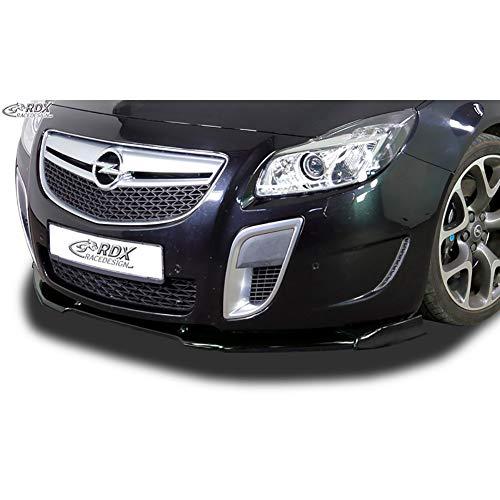 RDX Frontspoiler VARIO-X Insignia OPC (-2013) (Passend an OPC bzw. Fahrzeuge mit OPC Frontstoßstange) Frontlippe Front Ansatz Vorne Spoilerlippe