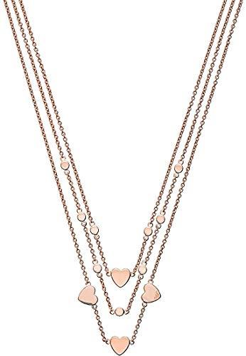 Emporio Armani - Collana da donna in argento sterling EG3394221