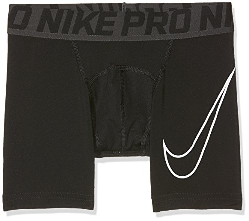 Nike Kinder Cool Hybrid Compression Boxershortss, schwarz/grau/weiß, XS, 726461