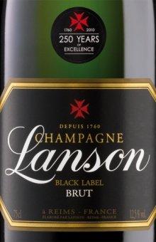 Champagner Lanson Black Label Brut, 3 x 1.5 L