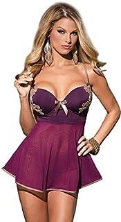 Fashion Women Lingerie Ladies Nightwear Sleepwear(31133)
