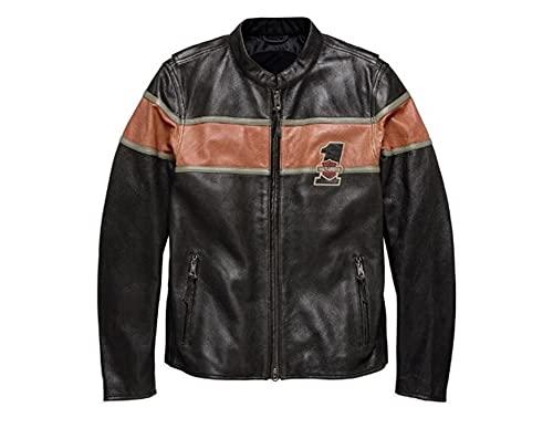 Harley Davidson Lederjacke Victory Lane, XL