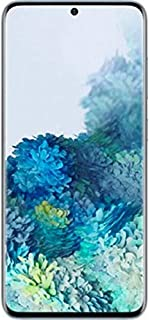 Samsung Galaxy S20 Dual SIM 128GB 8GB RAM 4G LTE (UAE Version) - Cloud Blue - 1 year local brand warranty