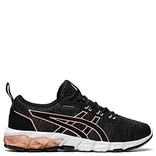 ASICS Women's GEL-Quantum90 2 Street Running Shoes Graphite Grey/Rose Gold 7.5