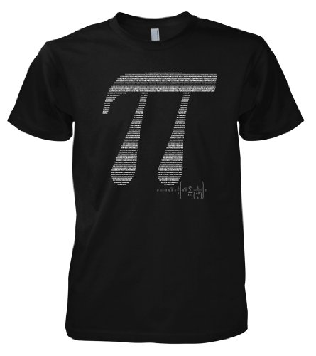 Geek Pi Science - Physics - Nerd inspired Fun 701124 Herren T-Shirt 001 L