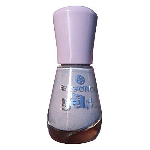 Essence the gel Nail Polish Nr. 37 serendipity Farbe: hell lavendel Inhalt: 8ml Nagellack ohne LED Lampe