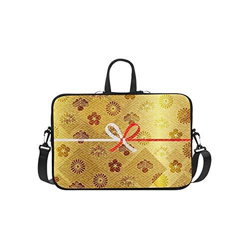 Papierverpackung Feier Japanische Papier Aktentasche Laptoptasche Messenger Schulter Arbeitstasche Crossbody Handtasche Für Geschäftsreisen