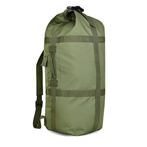 Mryishao 70l Outdoor Hiking Backpack Large Bucket Escalade Escalade Camping Rucksack Sac À Main Imperméable À Main Mountaineering Trekking Bag