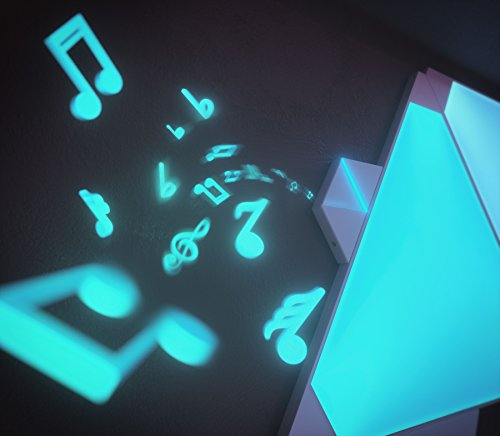 nanoleaf Light Panels (Aurora) Rhythm Musik & Sound Nachrüstmodul - 4