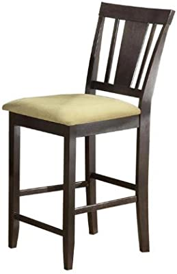 Hillsdale Aracadia Non-Swivel Counter Stool, Set of 2