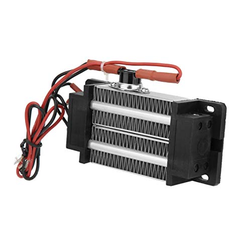 Elemento calefactor de aire de cerámica Vida útil prolongada Fácil instalación Seguro de usar Aislamiento de superficie Calentador de aire de cerámica Calentador eléctrico para aire