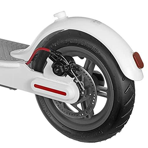Xiaomi - MI Electric Scooter Monopattino Elettrico Pieghevole, velocità Fino a 25 km / h e autonomia Fino a 30Km, Doppio impianto frenante Colore Bianco