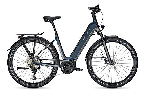 "Kalkhoff Endeavour 5.B Advance+ Bosch Elektro Fahrrad 2021 blau/grau (28\"" Wave L/53cm, Sydneyblue/Jetgrey Matt (Wave))"