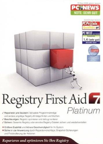 Registry First Aid 7 Platinum