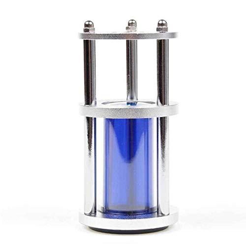 Lupa 5X Mini lupas de Mano Libro de Lectura Anillo de Diamantes Corte Espejo Joyas Torre de Metal Corazón Flecha Corte Herramienta de observación Vidrio