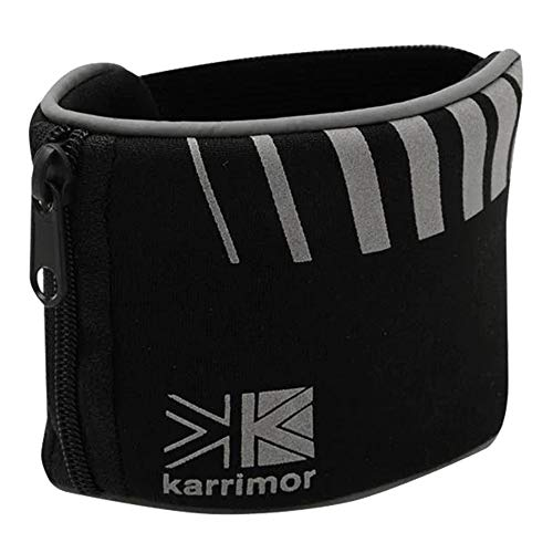 Karrimor Unisex Wrist Wallet 00 Black One Size by