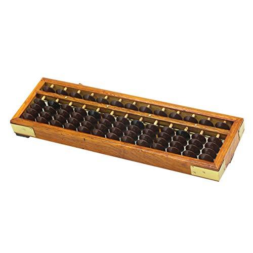 Abacus Bead educazione bambini giocattolo matematica tradizionale Legno Imparare aiuto pratica conteggio